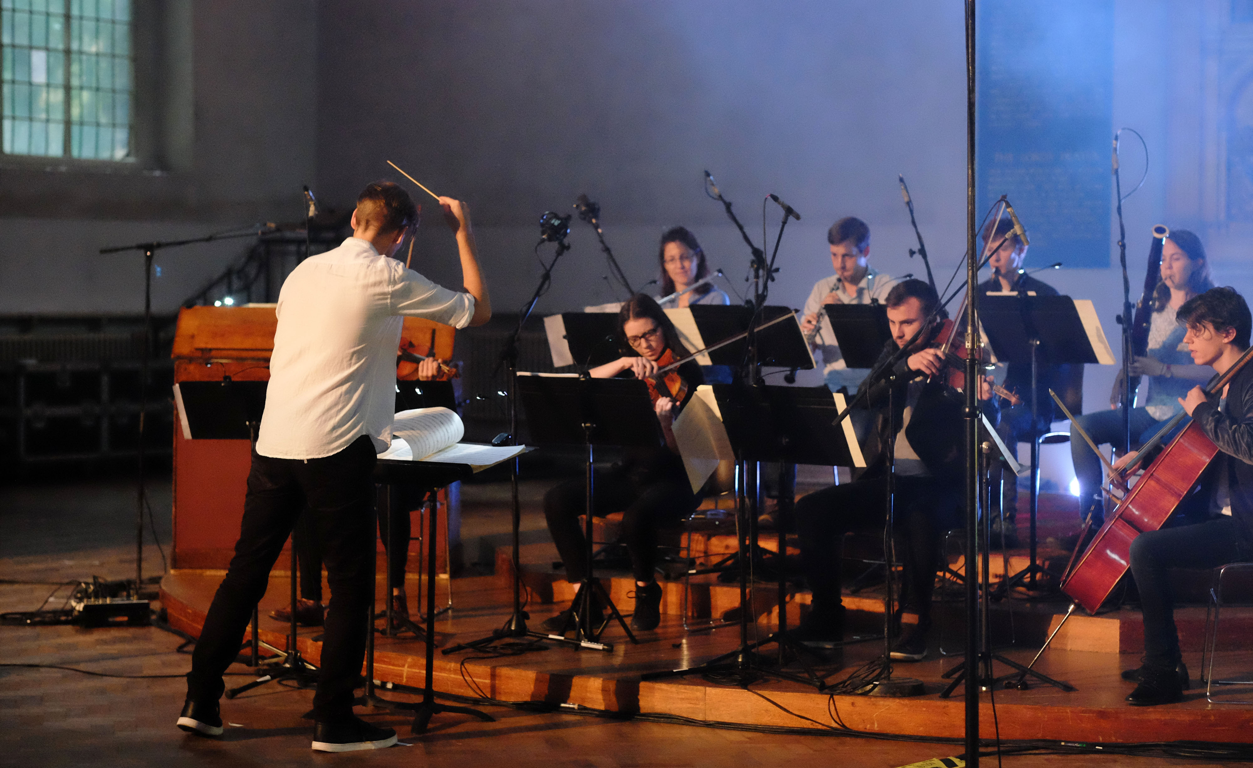 Past Events - London Contemporary Orchestra