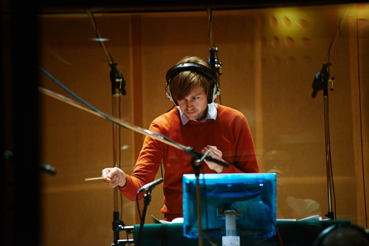 Robert Ames Conductor