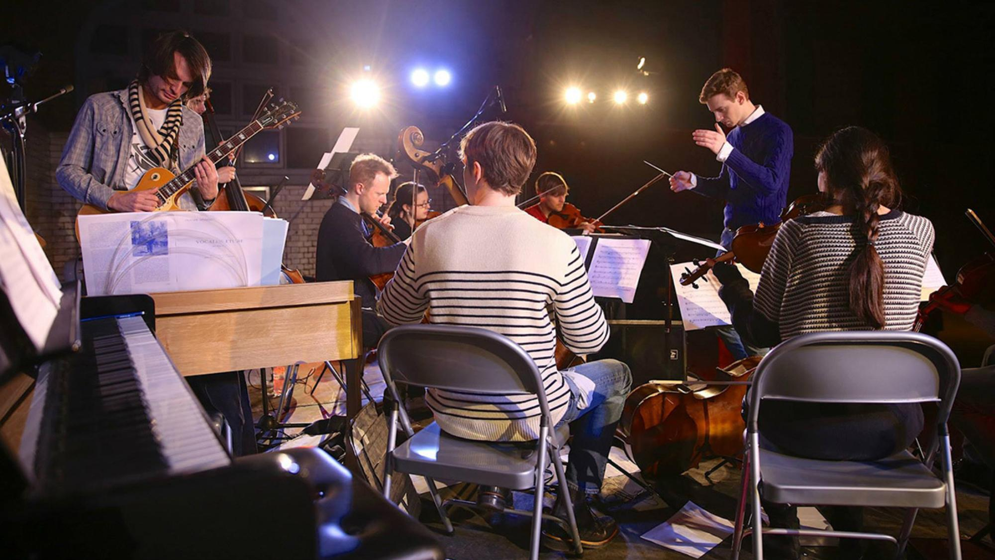 Jonny Greenwood London Contemporary Orchestra